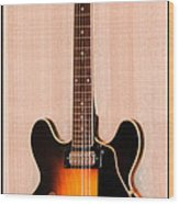 The Beach Boys Brian Wilson's Guitar Wood Print