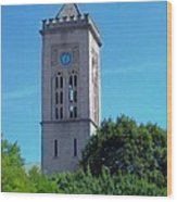 The Bell Tower 1 Wood Print