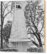 The Bell Tower Wood Print