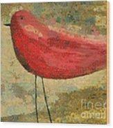 The Bird - K03b Wood Print
