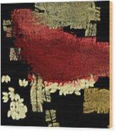 The Bird - V09a01a Wood Print