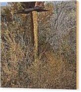The Birdhouse Kingdom - Western Kingbird Wood Print