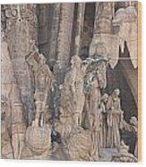 The Birth Of An Era Wood Print