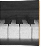 The Black Keys Wood Print