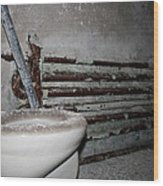 The Bowels Of Eastern State Wood Print