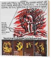 The Bramble Bush, Us Poster Art, Left Wood Print