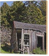 The Bunkhouse Wood Print