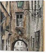 Kilkenny  The Butterslip   Wood Print