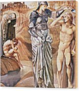 The Call Of Perseus, C.1876 Wood Print