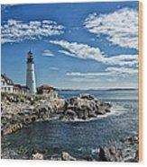 The Cape Wood Print