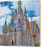 The Castle Wood Print