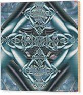 The Celtic Knot Wood Print