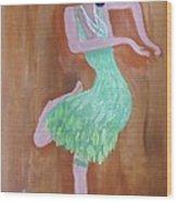 The Charleston Wood Print
