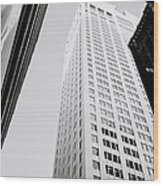 The Chippendale Building Wood Print