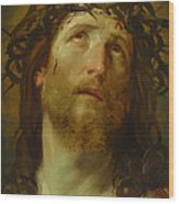 The Chosen One -  The Son Of God Who Died On The Cross For Your Sins Wood Print