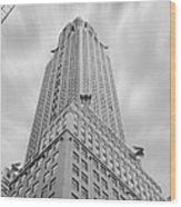 The Chrysler Building Wood Print