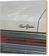 The Chrysler New Yorker  Wood Print