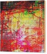 The City 11a Wood Print