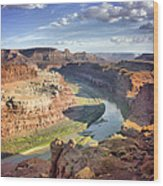 The Colors Of Canyonlands Wood Print