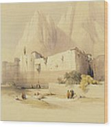 The Convent Of St. Catherine Wood Print