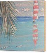 The Cove Wood Print