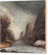 The Cravenwaller  Wood Print