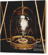 The Crystal Ball  Wood Print by Steven  Digman