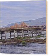 The Dalles 2013 Wood Print