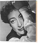 The Damned Dont Cry, Joan Crawford, 1950 Wood Print