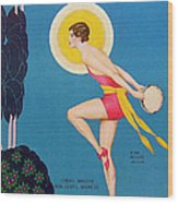 The Dance  1929 1920s Usa Ruby Keeler Wood Print