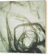 The Dance Pre-natal Wood Print