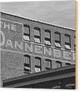 The Dannenberg 1894 Wood Print