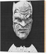 The Dark Knight Wood Print