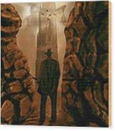 The Dark Tower Wood Print