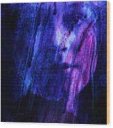 The Dark Veil Wood Print