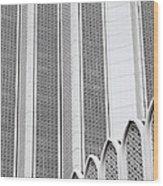 The Dayabumi Complex Wood Print