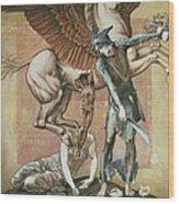 The Death Of Medusa I, C.1876 Wood Print