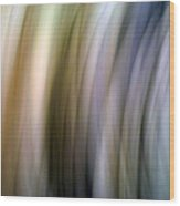 The Determination Wood Print