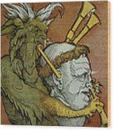 The Devil Wood Print