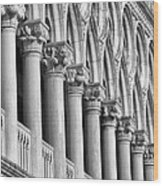 The Doge's Palace Wood Print
