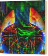 The Doors Of Perception Wood Print by Omaste Witkowski