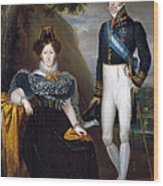 The Dukes Of San Fernando De Quiroga Wood Print