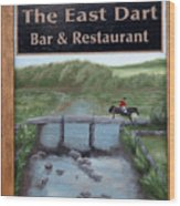 The East Dart Wood Print