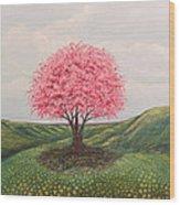 The Elysian Fields Wood Print