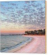 The Emerald Coast Wood Print by JC Findley