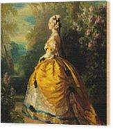 The Empress Eugenie Wood Print