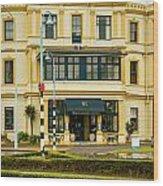 The Esplanade Hotel Auckland Wood Print