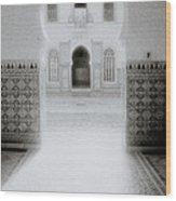 The Ethereal Doorway Wood Print