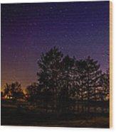The Evening Wood Print
