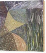 The Falling Wood Print